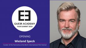 Wieland Speck Queer Academy Summit 2016