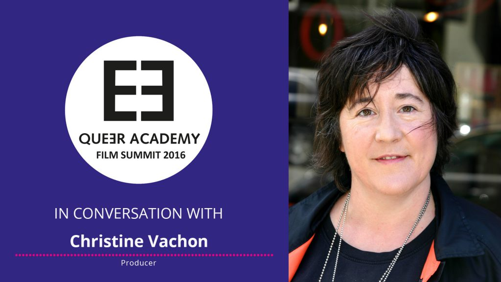 In conversation with Christine Vachon