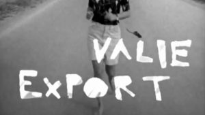 THE VALIE EXPORT EXPERIENCE