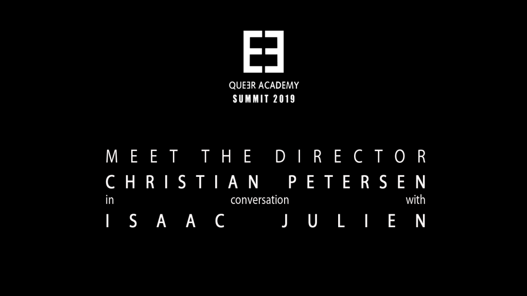 In-Conversation-with-ISAAC JULIEN-Queer Academy Summit 2019